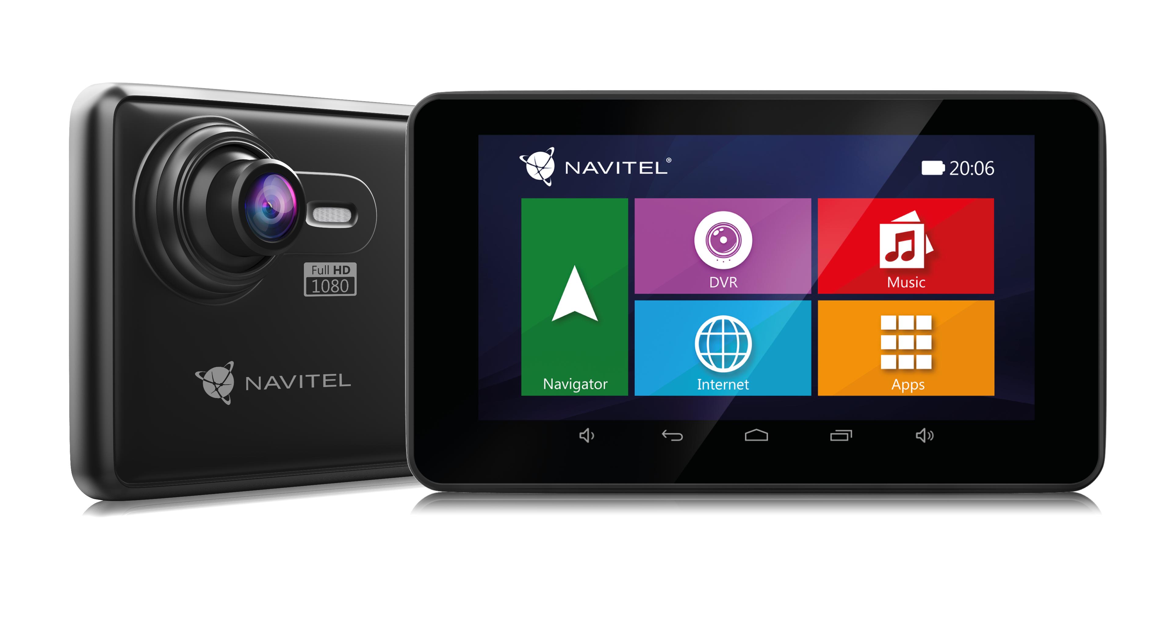 Caméra de bord NAVRE900 NAVITEL NAVRE900 originales de qualité