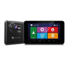 Dashcams (telecamere da cruscotto) Numero videocamere: 1, Angolo di visione: 140da carico assiale NAVRE900
