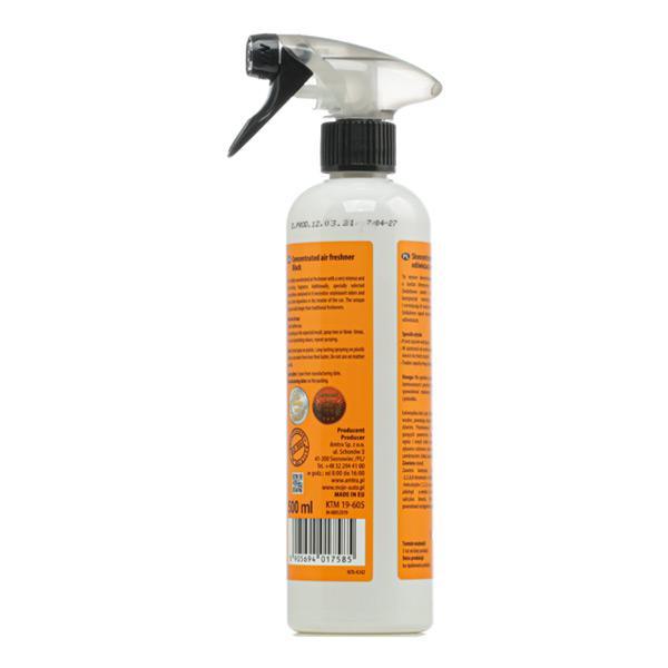 MOJE AUTO Black 19-605 Deodorant