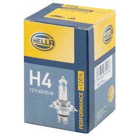 Bulb, headlight 8GJ 223 498-021 PANDA (169) 1.2 MY 2004