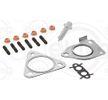 ELRING mit Dichtungen, mit Montageanleitung, mit Schrauben 846630