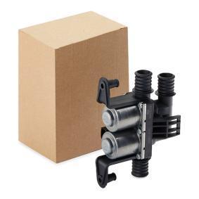 BMW E61 520d Kühlmittelregelventil BOSCH 1 147 412 353 (520d Diesel 2008 M47 D20 (204D4))