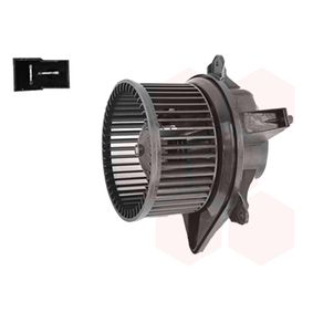 Interior Blower 1636773 PUNTO (188) 1.2 16V 80 MY 2000