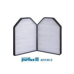 Filter, Innenraumluft Länge: 280mm, Breite: 202,5mm, Höhe: 28mm mit OEM-Nummer 4D0 898 438A