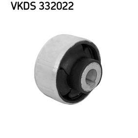 Lagerung, Lenker Ø: 60,8mm, Innendurchmesser: 14,5mm mit OEM-Nummer 519 57 401