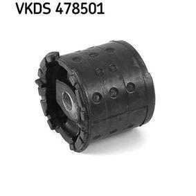 Achskörper VKDS 478501 X5 (E53) 3.0 d Bj 2006