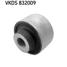 Control Arm- / Trailing Arm Bush Ø: 50,1mm, Inner Diameter: 14,25mm with OEM Number 54500-1KK0A