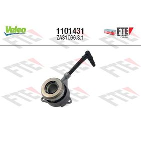Central Slave Cylinder, clutch Aluminium with OEM Number 0A5 141 671 F