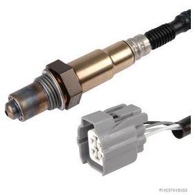 Lambdasonde Kabellänge: 400mm mit OEM-Nummer 36532 PWA G01