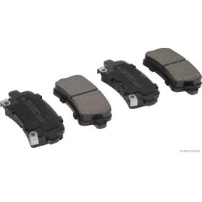Brake Pad Set, disc brake Width: 106,3mm, Height: 47,1mm, Thickness: 17,2mm with OEM Number 2284 6359