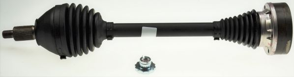 CV Axle 306625 LÖBRO 306625 original quality