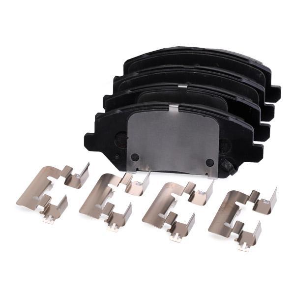 Disk brake pads BREMBO 22806 rating
