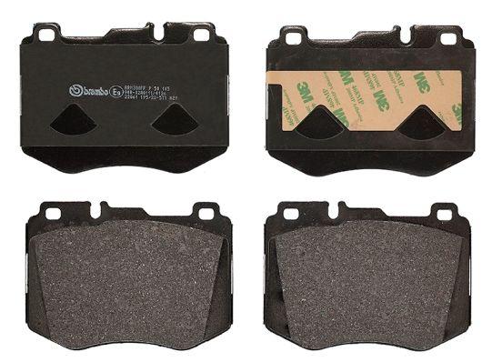 Disk brake pads BREMBO P 50 145 rating