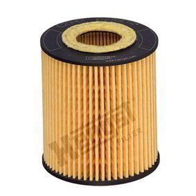 Ölfilter Ø: 62mm, Innendurchmesser 2: 24mm, Innendurchmesser 2: 24mm, Höhe: 73mm mit OEM-Nummer L321-14-302