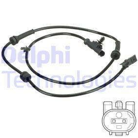 Sensor, wheel speed SS20616 Note (E11, NE11) 1.5 dCi MY 2012