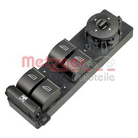 Switch, window regulator 0916548 Focus 2 (DA_, HCP, DP) 2.0 TDCi MY 2006