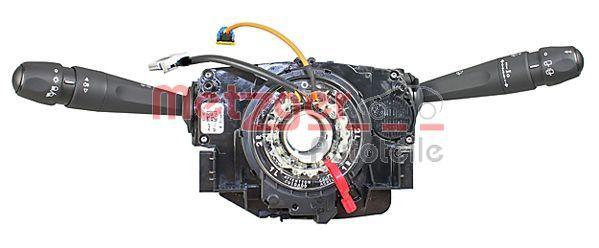 Steering Column Switch 0916568 METZGER 0916568 original quality