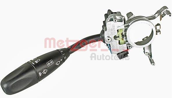 Steering Column Switch 0916578 METZGER 0916578 original quality