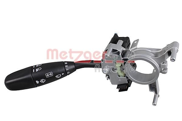 METZGER  0916580 Steering Column Switch with indicator function, with light dimmer function, with wash function, with wipe-wash function, with wiper function