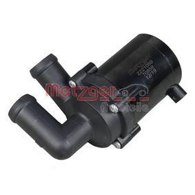 Přídavné vodní čerpadlo 2221059 Octa6a 2 Combi (1Z5) 1.6 TDI rok 2010