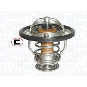 Thermostat, coolant D1: 56mm, D2: 28mm with OEM Number 9091603125