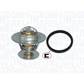 Thermostat, coolant D1: 54mm, D2: 35mm with OEM Number 037 121 113