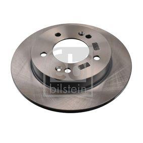 Bremsscheibe Bremsscheibendicke: 10mm, Ø: 258,0mm mit OEM-Nummer 584111P300
