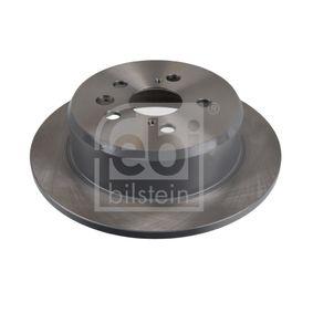 Disque de frein Epaisseur du disque de frein: 10,2mm, Ø: 269,0mm avec OEM numéro 42431 20320
