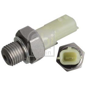 Interruptor de control de la presión de aceite Número de conexiones: 1 con OEM número 44 33 805