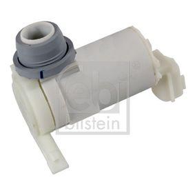 Waschwasserpumpe, Scheibenreinigung Spannung: 12V, Anschlussanzahl: 2 mit OEM-Nummer 28920-AR000
