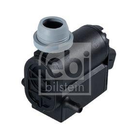 Waschwasserpumpe, Scheibenreinigung Spannung: 12V, Anschlussanzahl: 3 mit OEM-Nummer 98510FD100