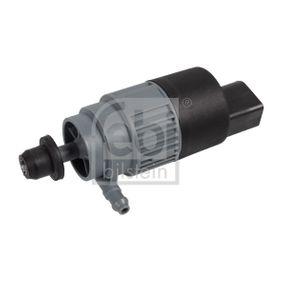 Waschwasserpumpe, Scheibenreinigung Spannung: 12V, Anschlussanzahl: 2 mit OEM-Nummer 76806-SMG-E01