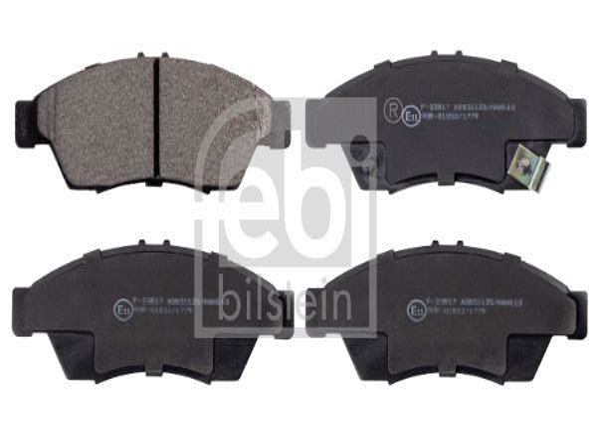 FEBI BILSTEIN  109600 Rubber Buffer, suspension