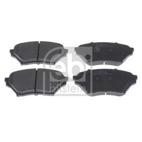 Bremsbelagsatz, Scheibenbremse Breite: 58,4mm, Dicke/Stärke 1: 15,4mm mit OEM-Nummer N0Y9 33 23Z