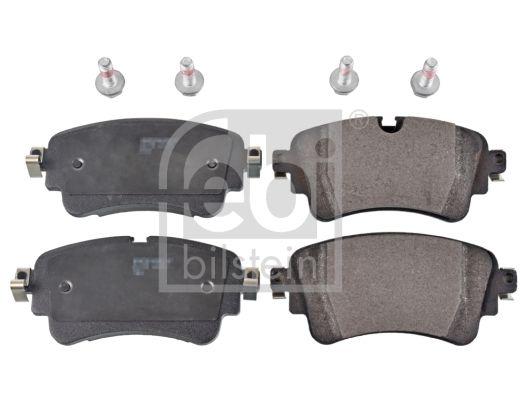 FEBI BILSTEIN  116425 Brake Pad Set, disc brake Width: 59,1mm, Thickness 1: 16,6mm