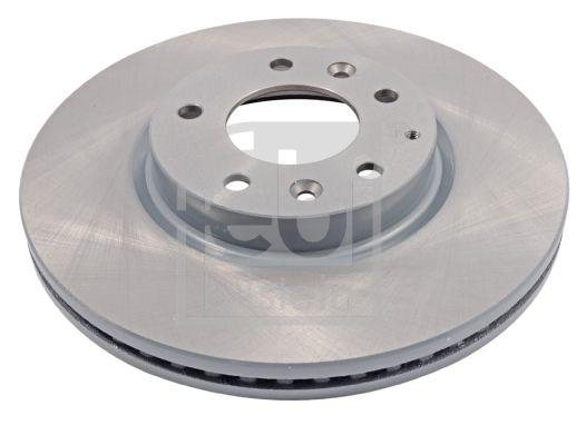 FEBI BILSTEIN  170040 Bremsscheibe Bremsscheibendicke: 25mm, Ø: 299,0mm