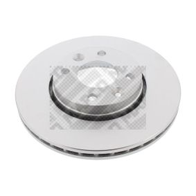 Brake Disc Brake Disc Thickness: 22mm, Num. of holes: 4, Ø: 258mm with OEM Number 4020 612 00R