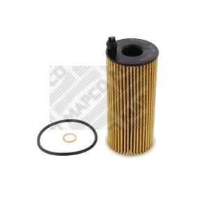 Ölfilter Ø: 54mm, Innendurchmesser: 18mm, Höhe: 134mm mit OEM-Nummer 04152WA01000