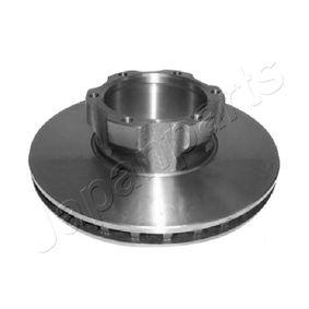 Bremsscheibe Bremsscheibendicke: 30mm, Lochanzahl: 6, Ø: 304mm mit OEM-Nummer 668.421.0112