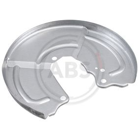 Splash Panel, brake disc 11145 PUNTO (188) 1.2 16V 80 MY 2004
