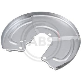 Splash Panel, brake disc 11146 PUNTO (188) 1.2 16V 80 MY 2004