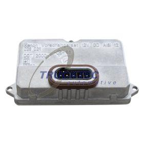 Steuergerät, Beleuchtung 07.58.061 CLIO 2 (BB0/1/2, CB0/1/2) 1.5 dCi Bj 2018