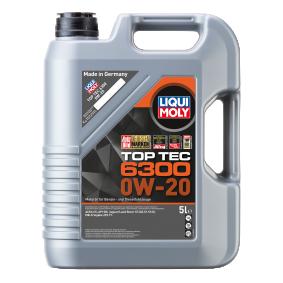 LIQUI MOLY Top Tec, 6300 21217 Motoröl