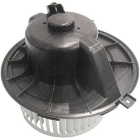 Interior Blower Voltage: 13,5V, Rated Power: 324W, Number of connectors: 2 with OEM Number 1K1 819 015 E