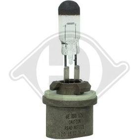 Крушка с нагреваема жичка, главни фарове H27W/1, PG13, 27ват, 12волт LID10077 HYUNDAI SANTA FE, i30, ix35