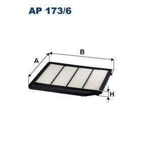 Légszűrő AP 173/6 SX4 S-Cross (JY) 1.4 T AllGrip (AKK 414) Év 2021