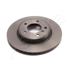 Bremsscheibe Bremsscheibendicke: 22mm, Lochanzahl: 5, Ø: 300mm mit OEM-Nummer 34116855152