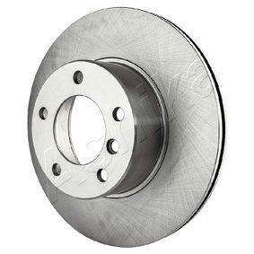 Bremsscheibe Bremsscheibendicke: 22mm, Lochanzahl: 5, Ø: 296mm mit OEM-Nummer 34.11.1.163.013