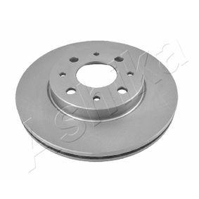Bremsscheibe Bremsscheibendicke: 20mm, Lochanzahl: 4, Ø: 240mm mit OEM-Nummer 71 772 815