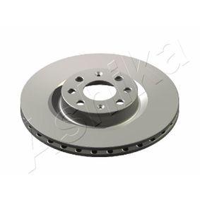 Bremsscheibe Bremsscheibendicke: 22mm, Lochanzahl: 4, Ø: 284mm mit OEM-Nummer 71 772 815